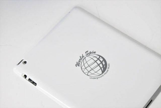 iPadのオリジナルケース