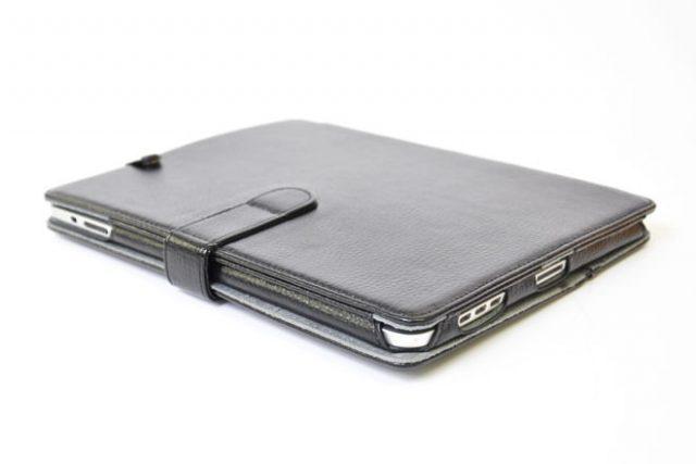 iPad対応オリジナルレザーケース