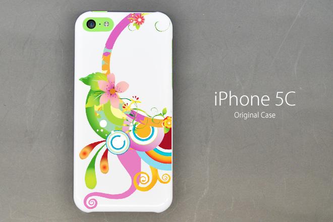 iPhone5Cのケース・カバー作成