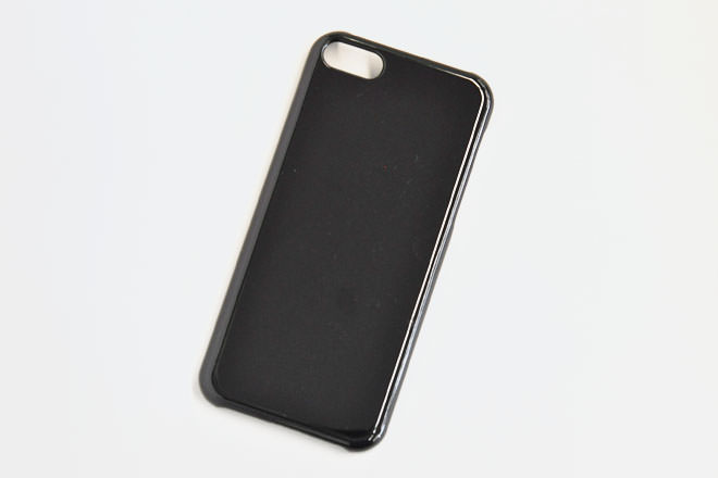 iPhone5c 無地ハードケース-5