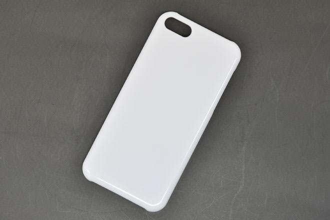 iPhone5c 無地ハードケース-6
