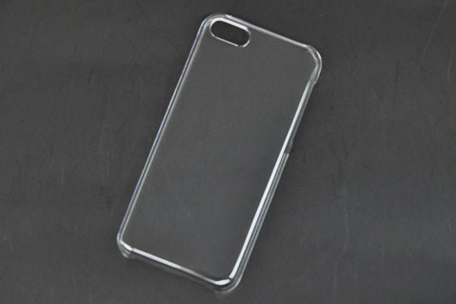 iPhone5c 無地ハードケース-7