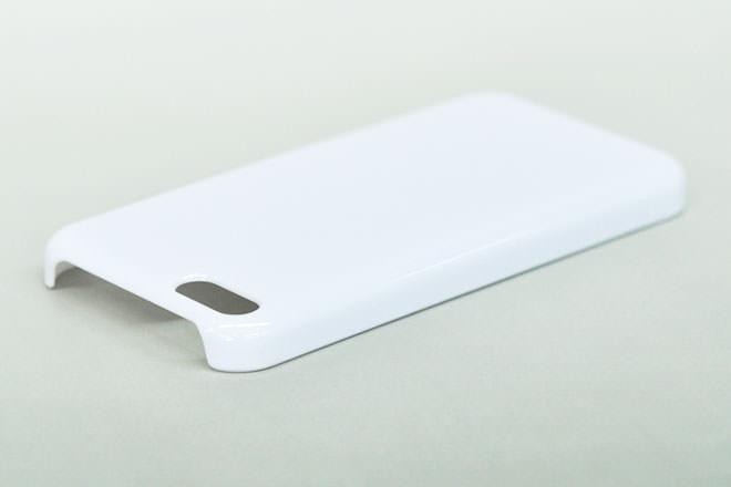iPhone5c 無地ハードケース-2