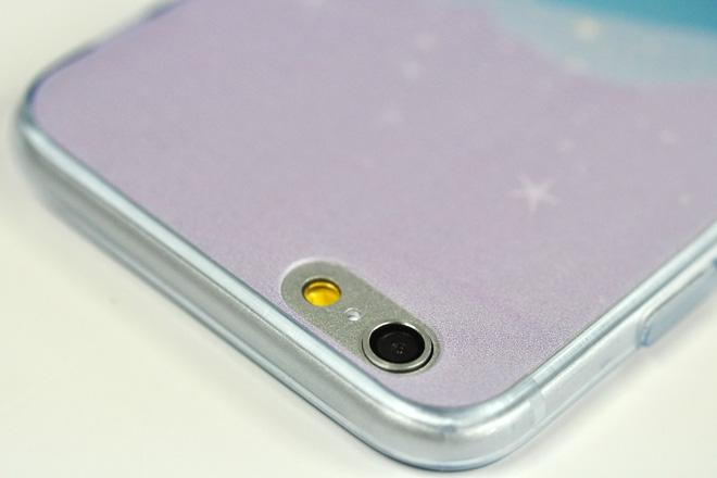 iPhone6/6sのカラフルケース・カバー作成