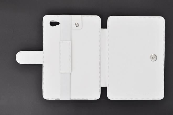 レザー Galaxy Tabカバー 株式会社ダイヤアクセス様