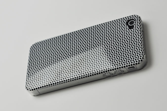ABS樹脂 iPhone4カバー 自社オリジナル