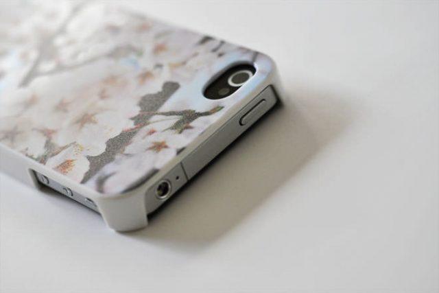 iPhone4/4s オリジナルケース(インクジェット印刷)