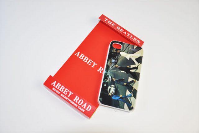 The Beatles ABBEY ROAD iPhone4カバー 共同企画