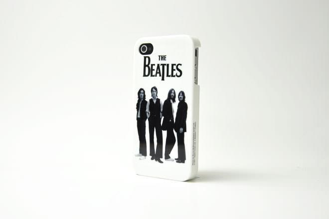 THE BEATLES 1969 iPhone4カバー