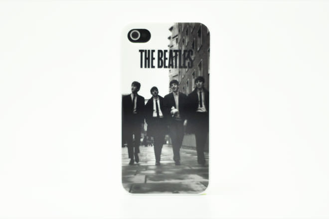 THE BEATLES 1963 iPhone4カバー