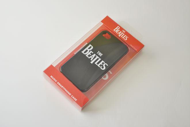 THE BEATLES iPhone4カバー