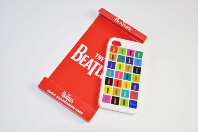 THE BEATLES 1 iPhone4カバー 共同企画