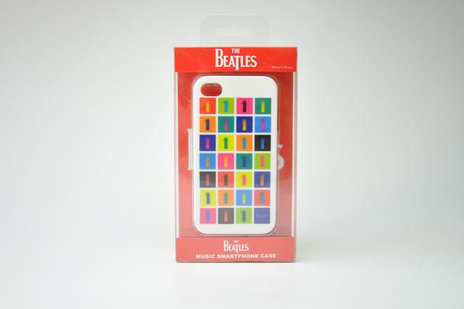 THE BEATLES 1 iPhone4カバー