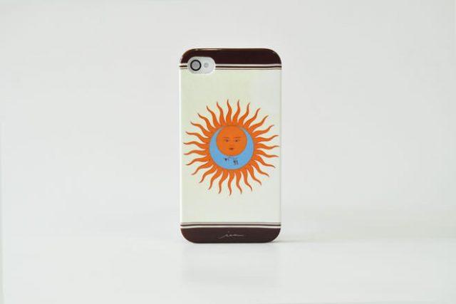 King Crimson 太陽と戦慄 iPhone4カバー 共同企画