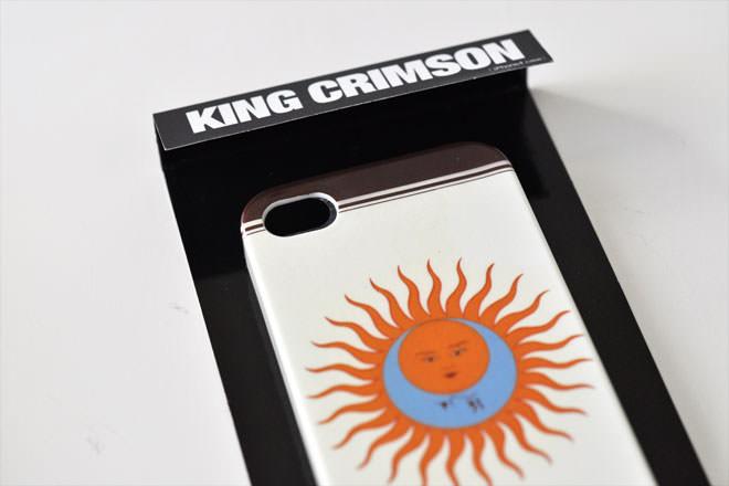 King Crimson 太陽と戦慄 iPhone4カバー