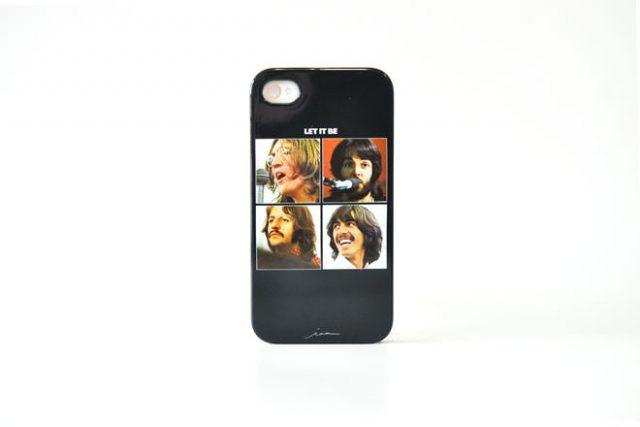 The Beatles Let It Be iPhone4カバー 共同企画