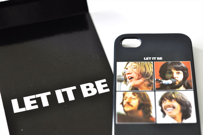 The Beatles Let It Be iPhone4カバー