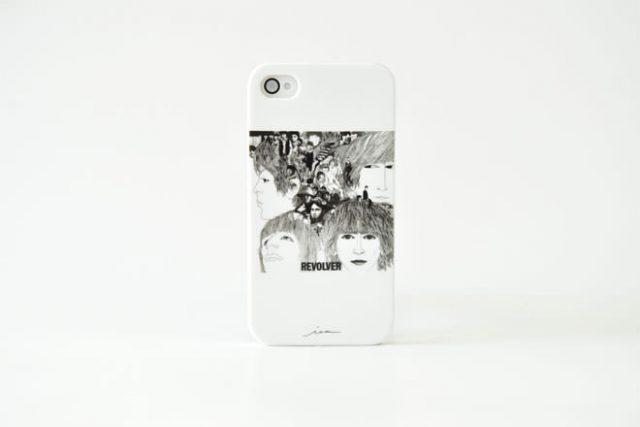 The Beatles Revolver iPhone4カバー 共同企画