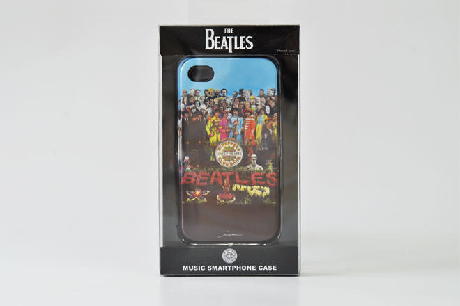 The Beatles Sgt.Pepper's Lonely Hearts Club Band iPhone4カバー