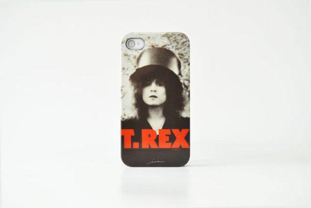T.REX iPhone4カバー 共同企画