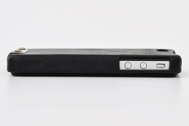 レザー iPhone4カバー