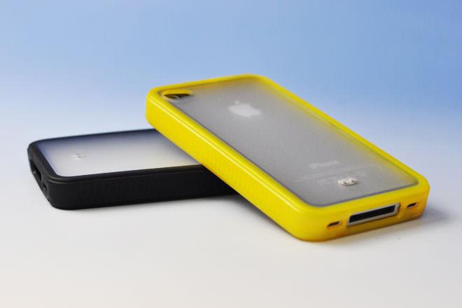 カラフルフレーム iPhone4カバー 自社オリジナル-4