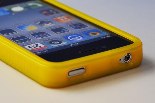 カラフルフレーム iPhone4カバー 自社オリジナル-6
