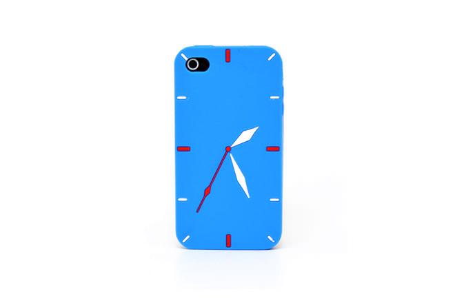 型彫り iPhone4シリコンカバー 自社オリジナル-3