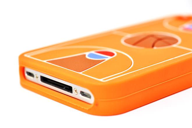 型彫り iPhone4シリコンカバー 自社オリジナル-7