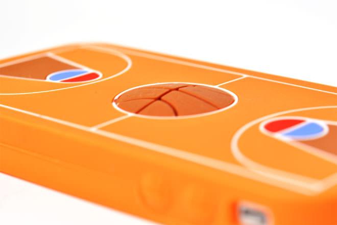 型彫り iPhone4シリコンカバー 自社オリジナル-8