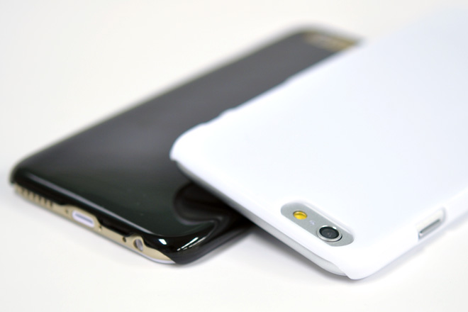 iPhone6 無地ハードケース