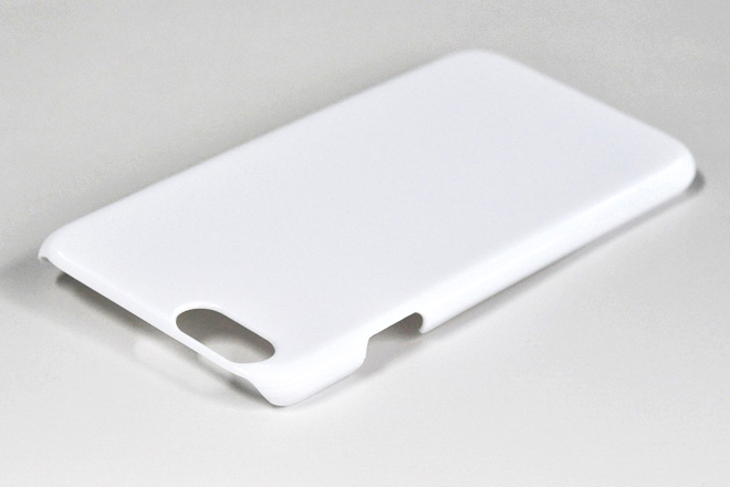 iPhone6 無地ハードケース-4