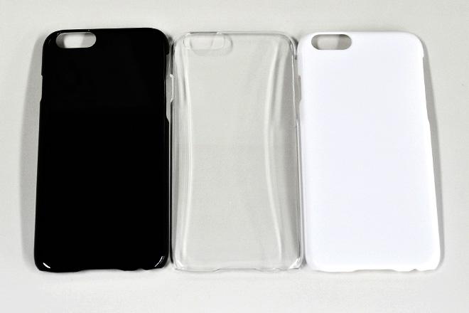 iPhone6 無地ハードケース-5