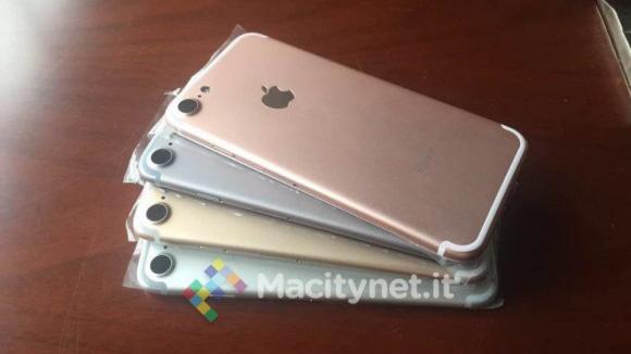 iPhone7 スペースブラック