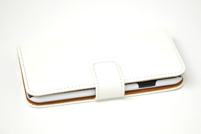 iPhone8/7 手帳型無地ケース-4
