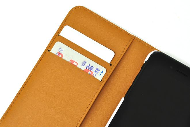 iPhone8/7 手帳型無地ケース-7