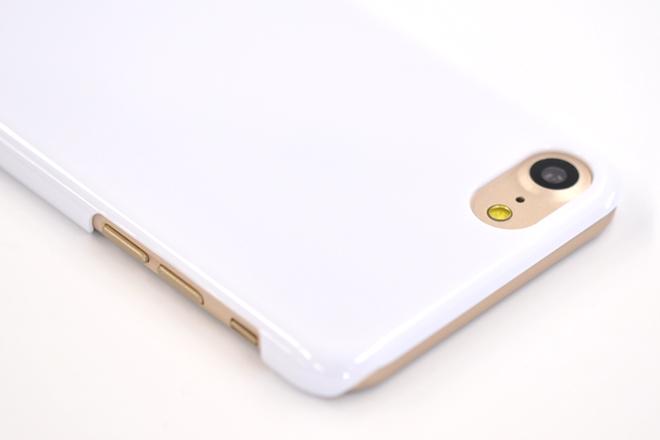iPhone8/7 無地ハードケース