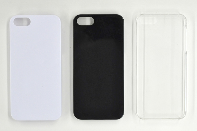 iPhone SE/5s/5 無地ハードケース-3