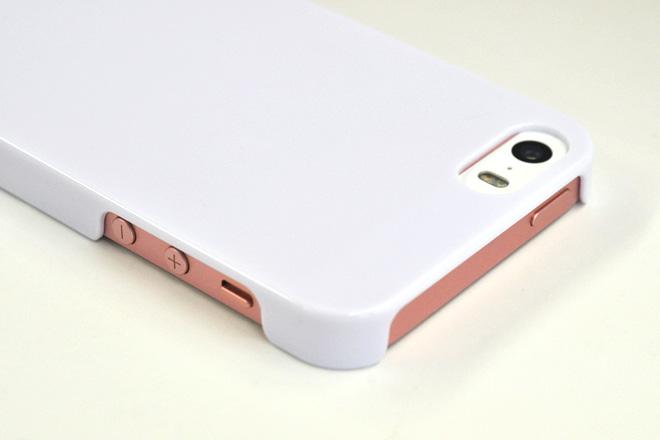 iPhone SE/5s/5 無地ハードケース-4