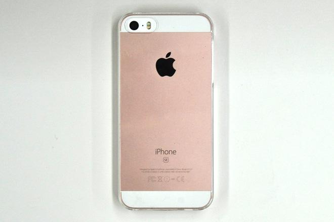 iPhone SE/5s/5 無地ハードケース-2