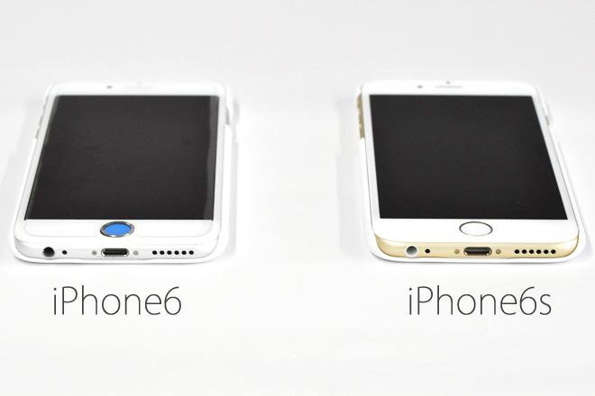 iPhone6sの対応状況について