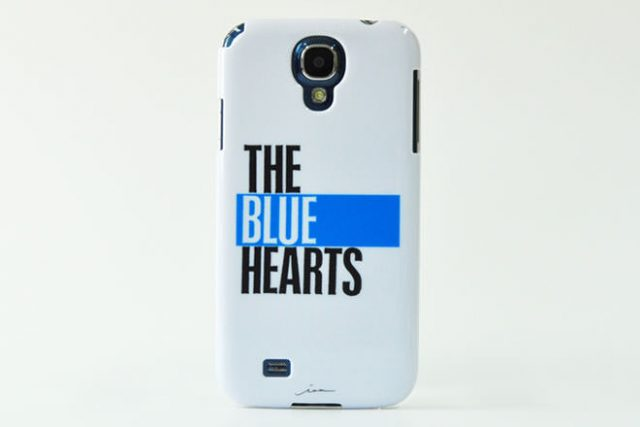 THE BLUE HEARTS・Galaxy S4カバー