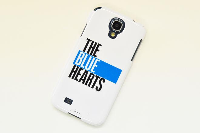 THE BLUE HEARTS・Galaxy S4カバー