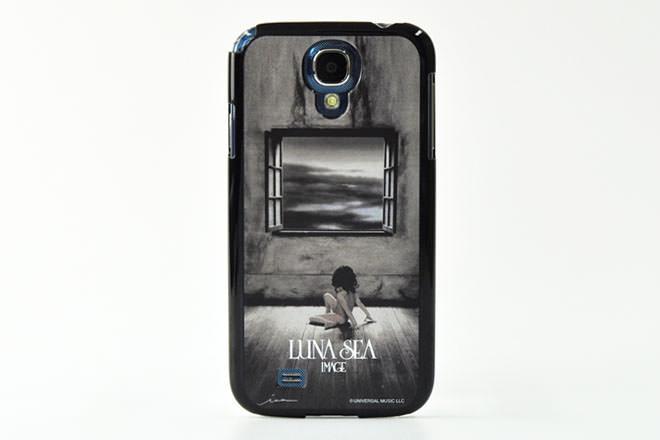 LUNA SEA・Galaxy S4カバー