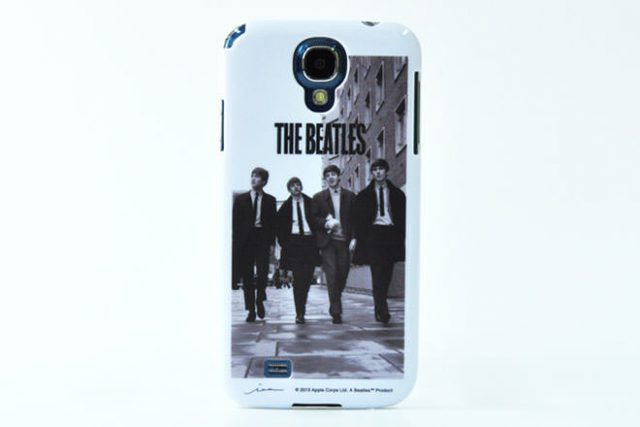 The Beatles・Galaxy S4カバー