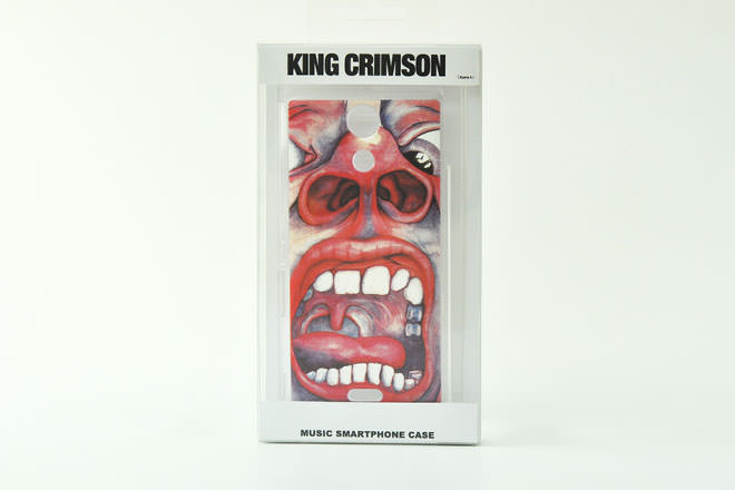 King Crimson・Xperia A カバー