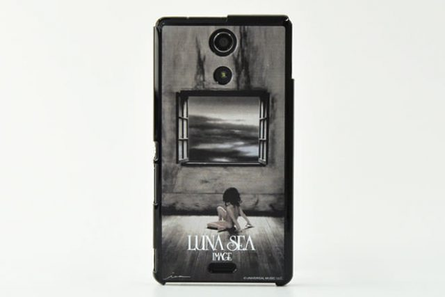 LUNA SEA・Xperia A カバー