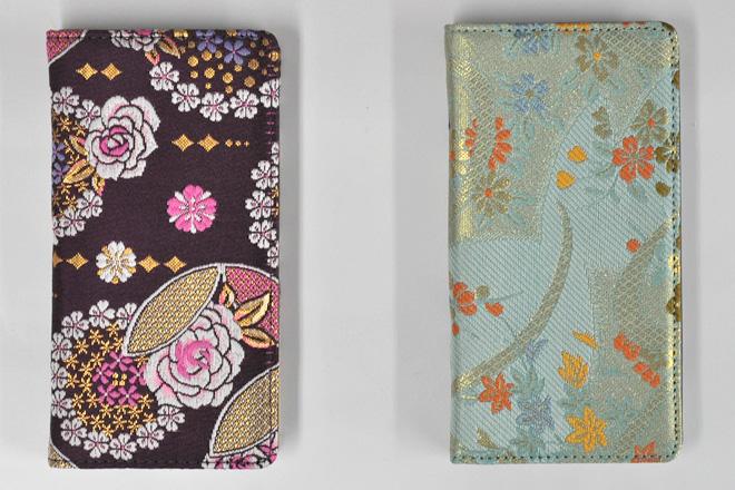 iPhone6/6s手帳型レザーケース 一新堂様