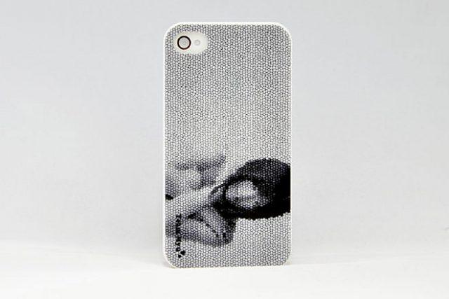 美少女 iPhone4カバー コスモス様