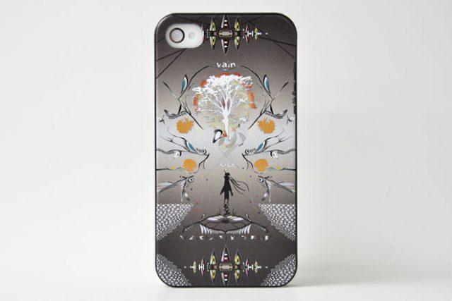 神秘的な iPhone4カバー dye様